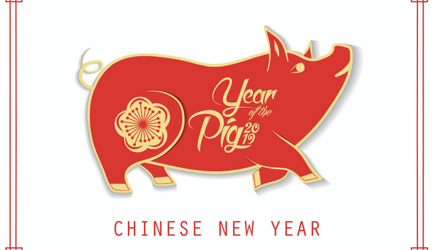 Image result for year of the pig png